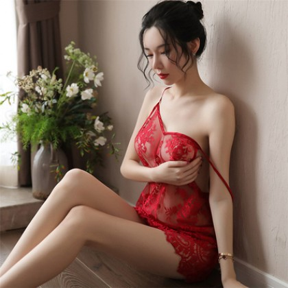 Sexy Lingerie Bed Temptation Nightdress Teasing Suit